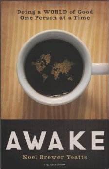 Awake by Noel Brewer Yeatts book cover