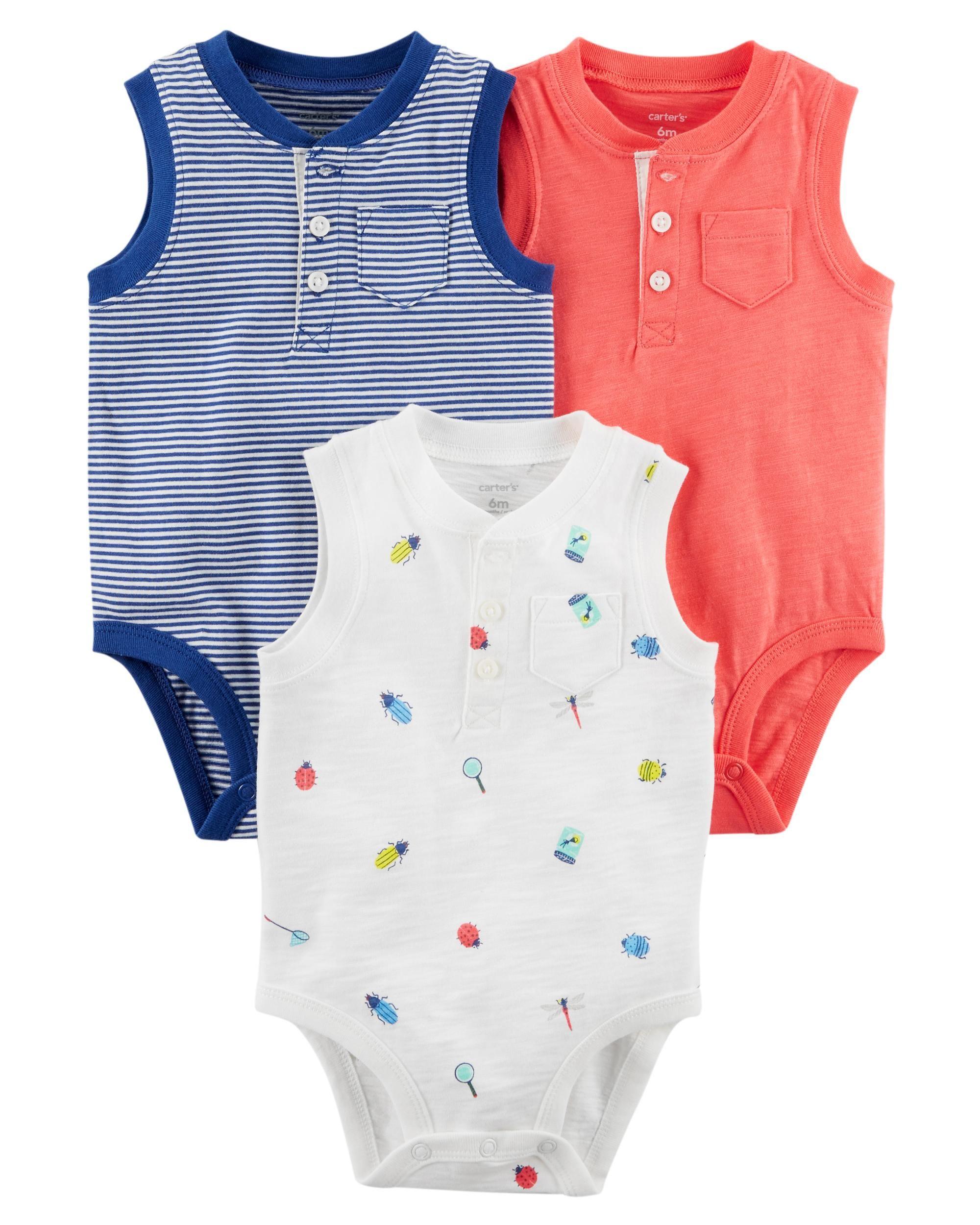 20% Off Baby boy Bodysuits