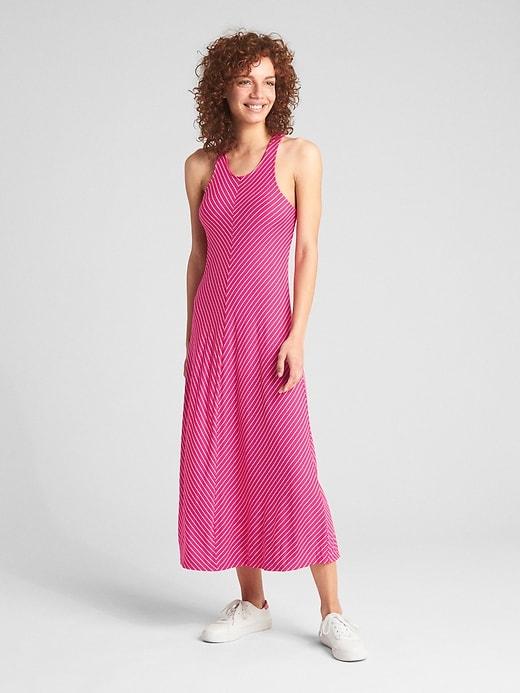Up to 45% Off on Softspun Twist-Back Midi Tank Dress