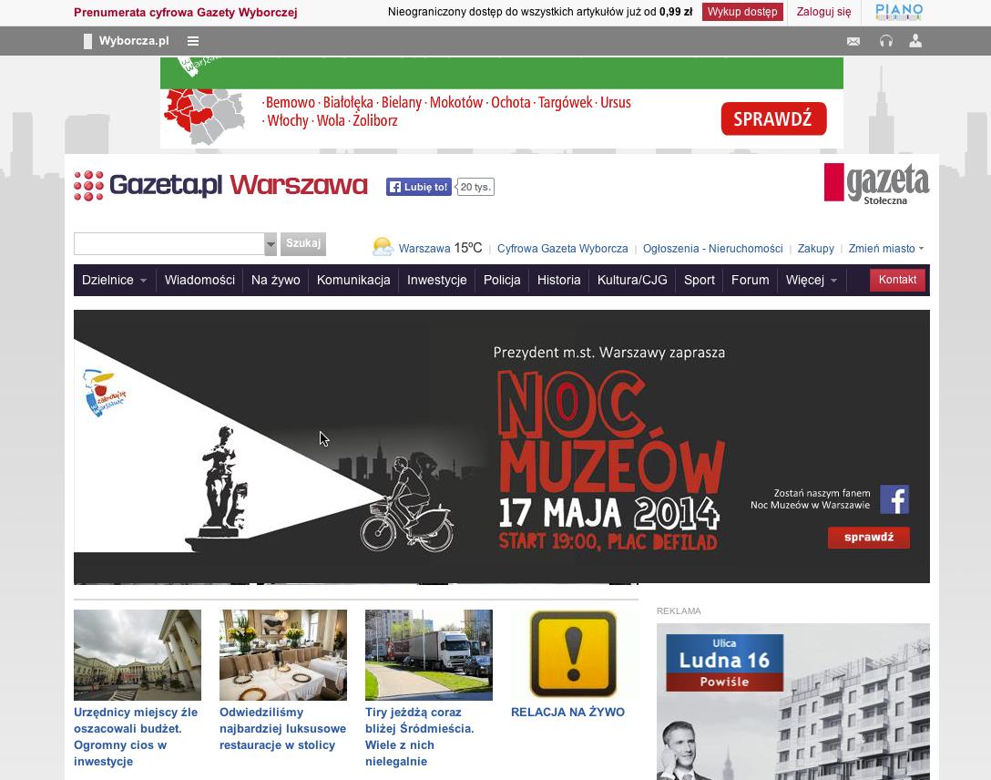 reklamy na gazeta.pl