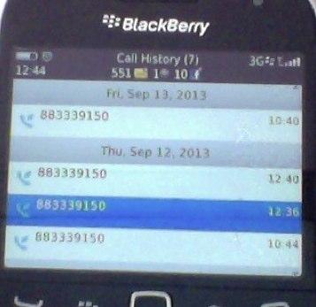 telefony z BIG Infomonitor