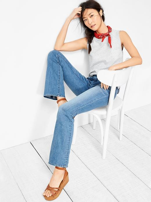 Up to 60% Off Mid Rise Long & Lean Jeans