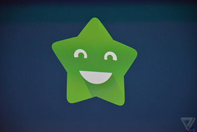 New Google Play Family Star