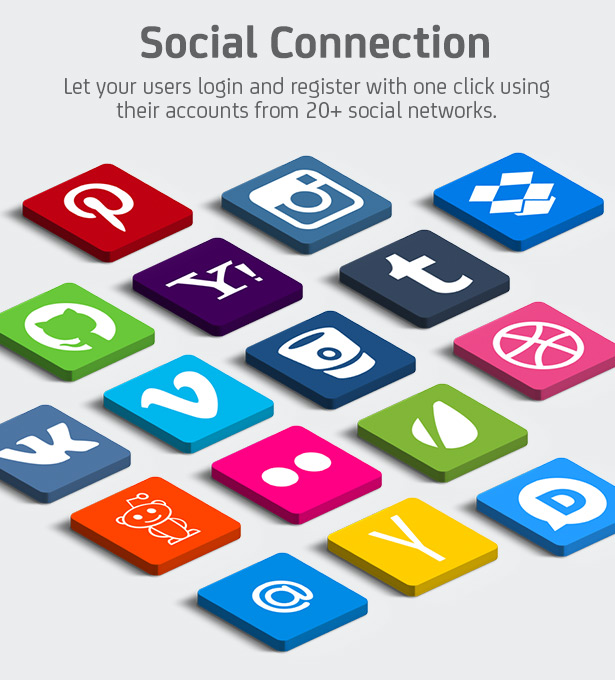 Social Connection Free Add-ons
