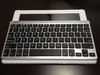 iPad とサイズ比較