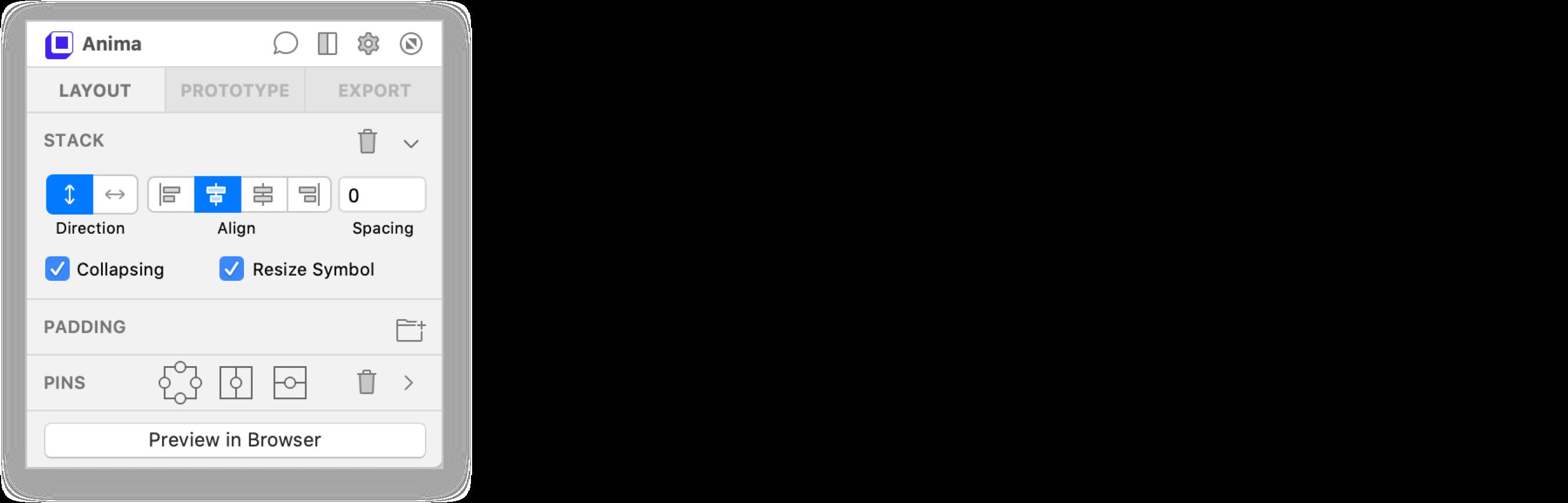 Resize Symbol Stacks