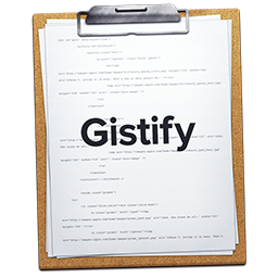 Gistify
