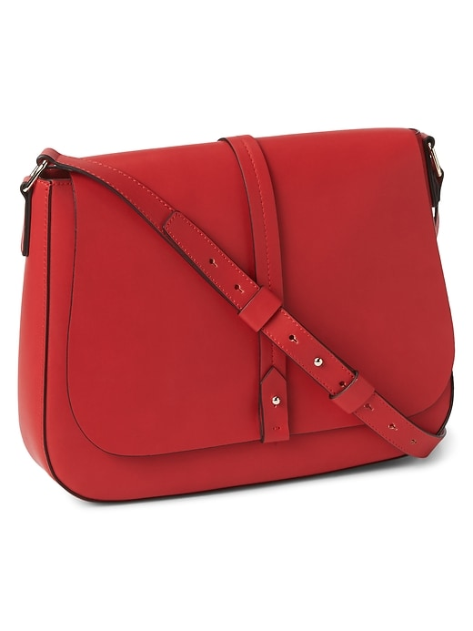 Up to 40% Off Large Crossbody Saddle Bag