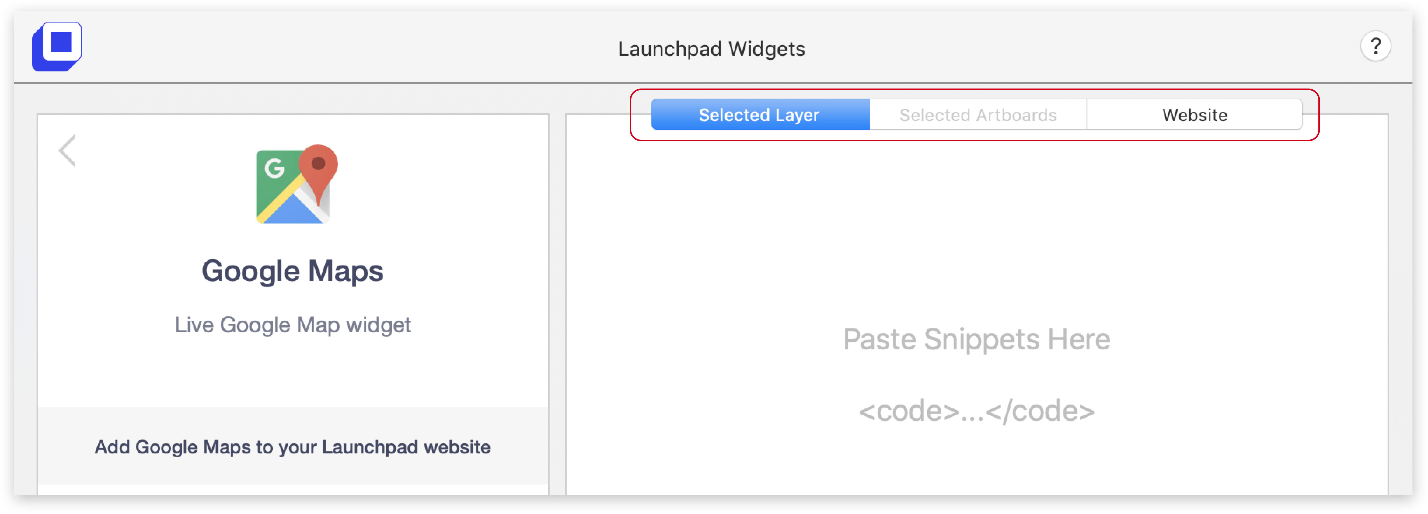 Embed Code Levels